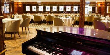 银色记录餐厅