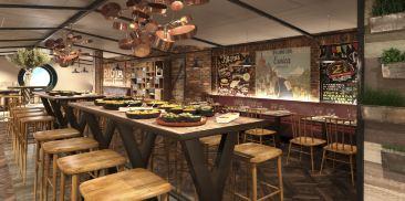 Ramon Freixa西班牙餐厅