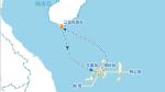 南海之梦航线图