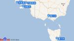 黄金公主号航线图