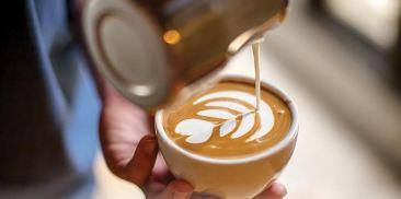拿铁咖啡吧