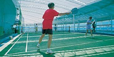 中央网球场