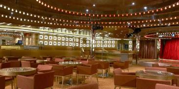 聚光灯酒廊