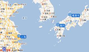 境港市+福冈