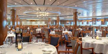四季主餐厅