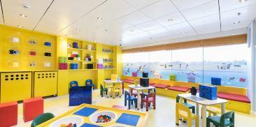 幼儿活动室