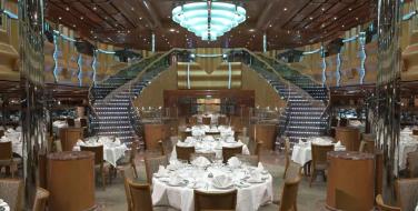 北极光主餐厅