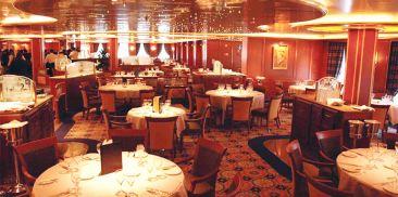Michelangelo主餐厅
