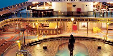 阿莫尼亚泳池酒吧