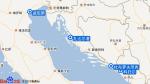 地中海序曲号航线图