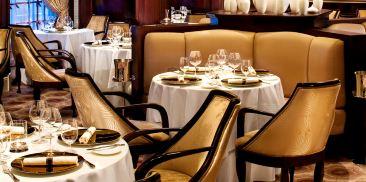 高雅西餐厅