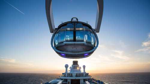 皇家加勒比国际游轮 【海洋量子号】 日本航线 6日 上海上船