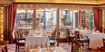 公主套房餐厅