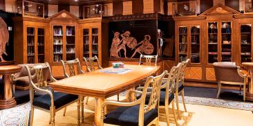 印度图书馆