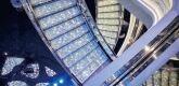施华洛世奇水晶楼梯 Swarovski Crystal Staircase