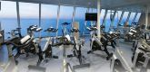 健身中心 Vitality at Sea Fitness Center