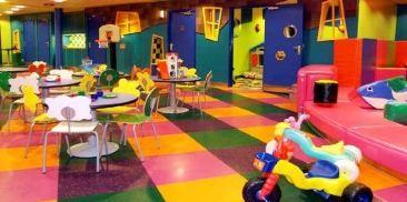 鹈鹕幼儿活动室
