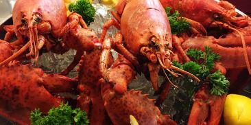 龙虾烧烤吧