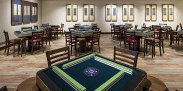 麻将棋牌室