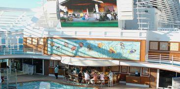 Calypso泳池酒吧
