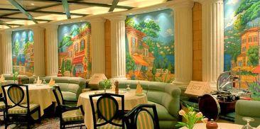 萨巴蒂尼餐厅早餐