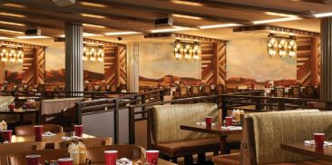 Q得州烧烤餐厅