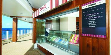意式手工冰激凌店