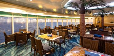 Cabanas自助餐厅