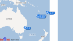 海洋探险者号航线图