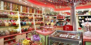 樱桃糖果店