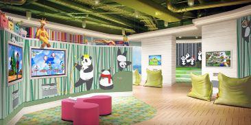 熊猫梦想天地