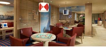 家庭港湾酒廊