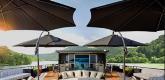 屋顶休息室 Rooftop Lounge