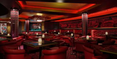 丝路花舞中餐厅