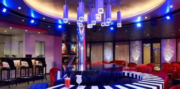 蓝色钢琴音乐酒吧