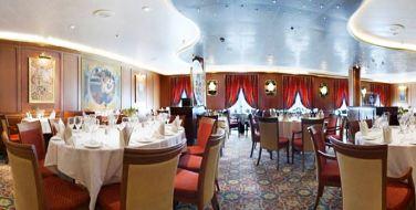 Da Vinci主餐厅