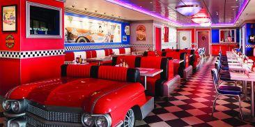 凯迪拉克快餐厅