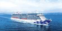 公主邮轮 【盛世公主号】 日本航线 9日 上海上船