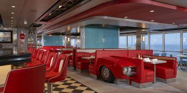 美国之最快餐厅