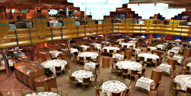 南极光主餐厅