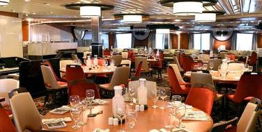 灵感船尾主餐厅