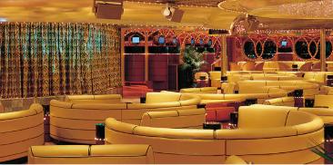 玛丽皇后船尾酒廊俱乐部
