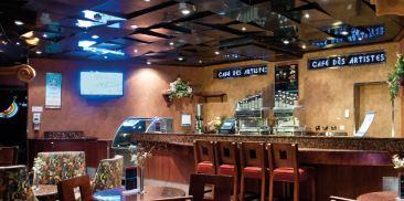 艺术咖啡馆