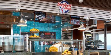 海鲜休闲餐厅