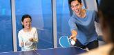 海上乒乓球 Table tennis