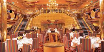 黄金奥林匹克主餐厅