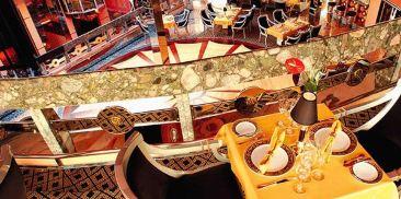 美杜莎俱乐部餐厅