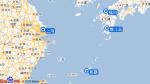 海洋量子号航线图