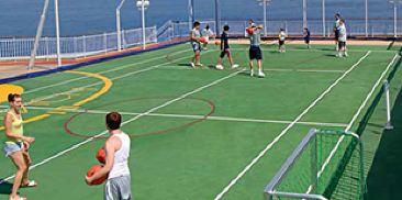篮球场/排球场/网球场