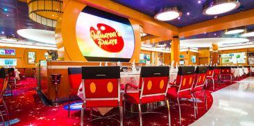 品味动画主餐厅